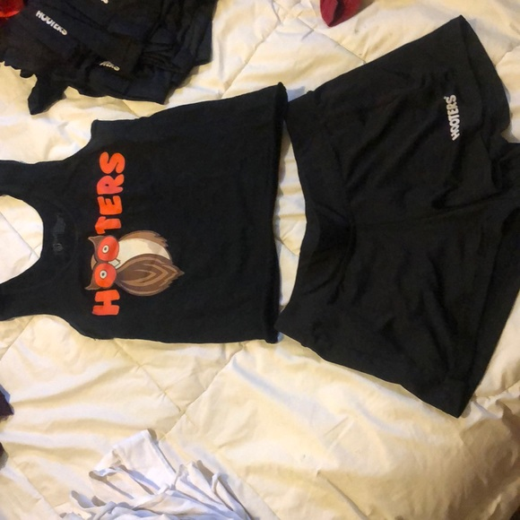 Other - Hooters uniform costume (xxxs-small)